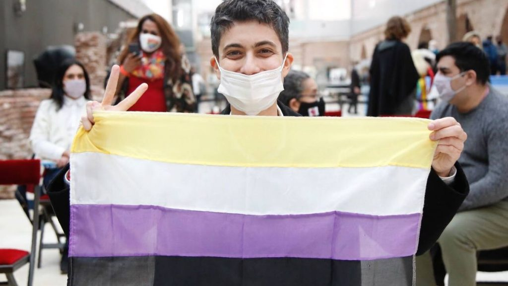 Argentina, el primer país de América Latina en reconocer la identidad no binaria