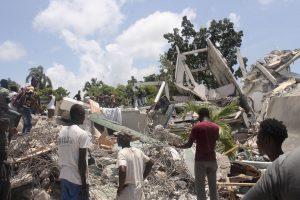 Sismo en Haití deja 724 muertos y al menos 2800 heridos