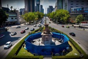 Estatua de mujer indígena sustituirá escultura de Cristóbal Colón en Paseo de la Reforma
