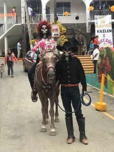 """SECULT invita a la conferencia """"Festividad indígena de Día de Muertos en la Huasteca Potosina. Xantolo y otras celebraciones""""."""