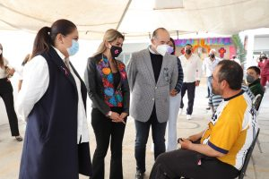 Enrique Galindo refrendó el compromiso de trabajar de manera coordinada con el Gobierno del Estado que encabeza Ricardo Gallardo