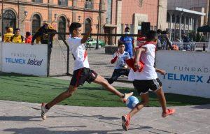 Al poner en marcha el torneo inauguración Street Soccer 2021, Galindo indicó que una de las funciones del Ayuntamiento es la de fomentar el deporte.