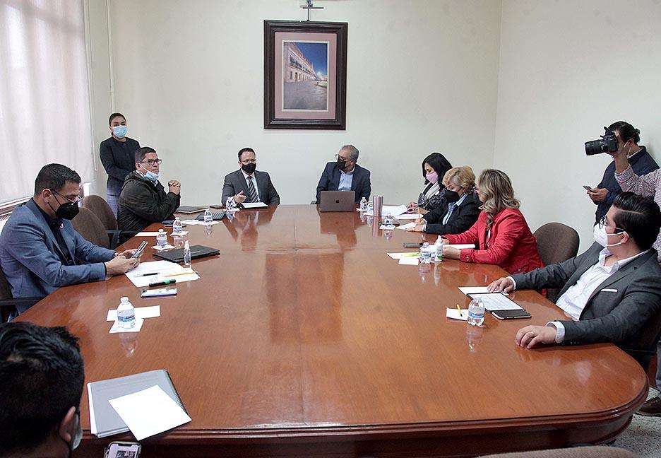 Comisión de Hacienda del Estado