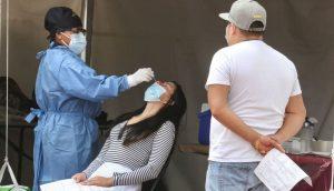 Contagios por Covid-19 aumentan en 5 mil 069 casos confirmados en el país