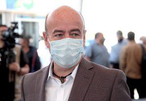 Fernández Martínez señaló que podría ser en la sesión ordinaria de la próxima semana, cuando se someta a consideración el dictamen sobre la gratuidad de placas