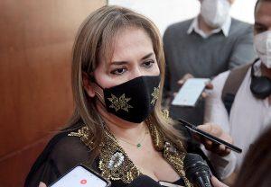 La diputada Yolanda Josefina Cepeda Echavarría señaló que, la entrega de licencias gratis y permanentes que inició el Gobierno del Estado