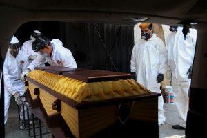 México suma 286 mil muertes por Covid-19: SSA