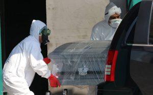 México reporta 446 defunciones por Covid-19 en el último día