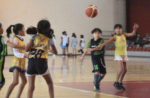 Se llevó a cabo el Torneo de Tercias de Basquetbol que formó parte del proyecto de la Liga de Basquetbol INPODE.