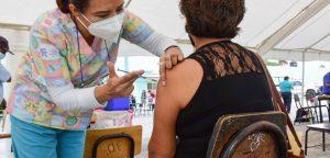 Todo listo para la aplicación de la vacuna anti covid en Soledad
