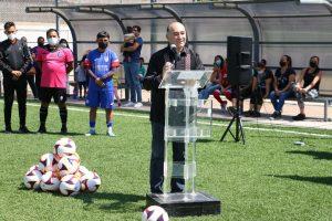 Deporte, prioridad municipal para la prevención del delito